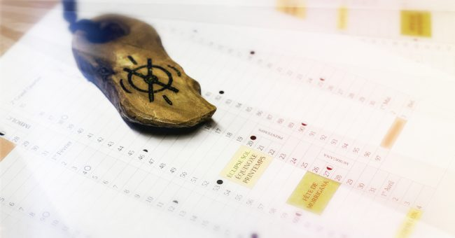 calendrier druidique moderne