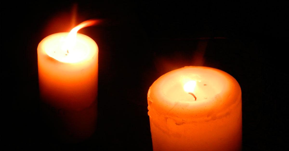 laïcité - bougies