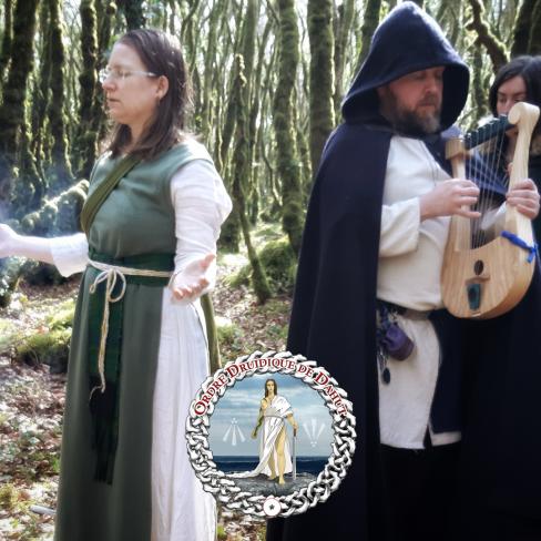 Le druidisme est pas une religion : ce qu'affirme le contraire la Gorsedd.
