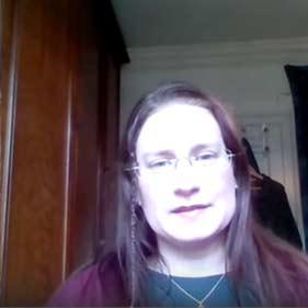 Yavanna en atelier en ligne